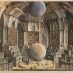 la biblioteca eterna
