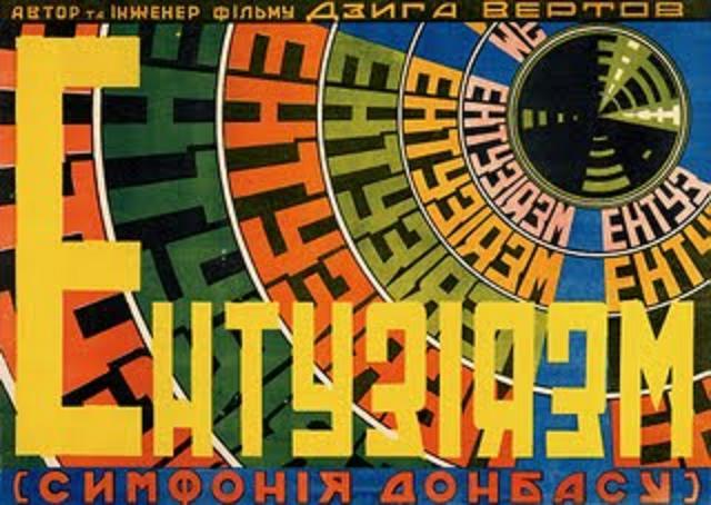 Entuziazm Simfoniya Donbassa Vertov