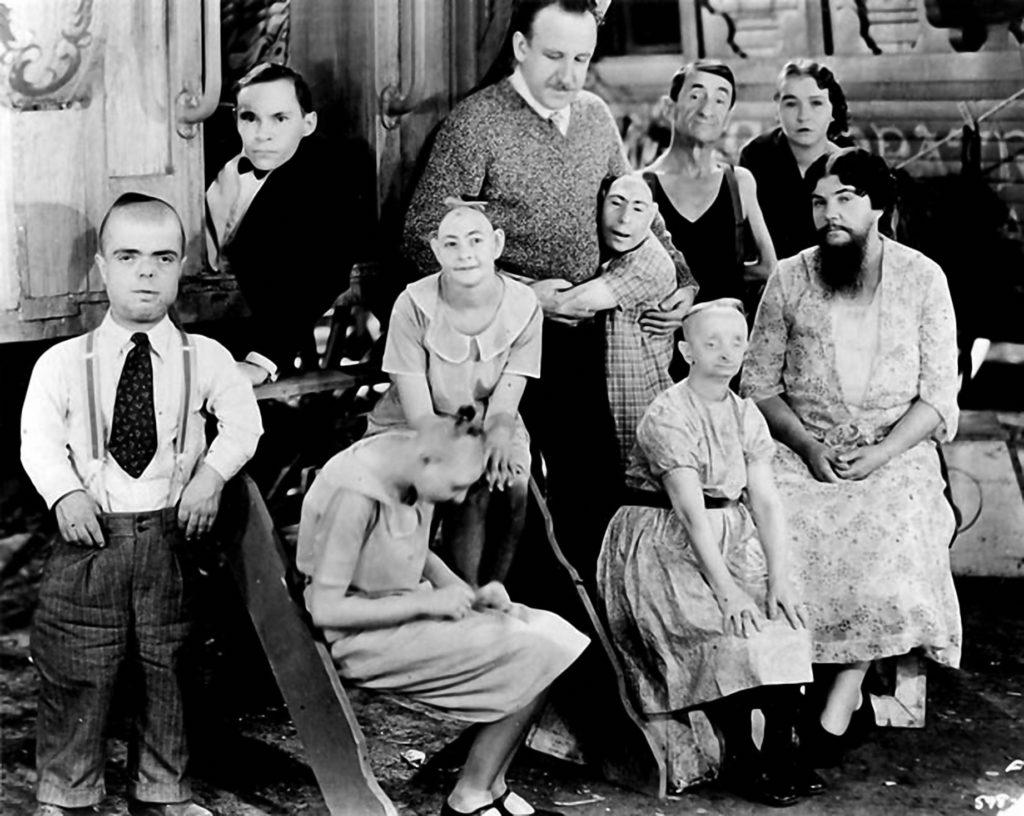 Filmstill aus Freaks von Tod Browning