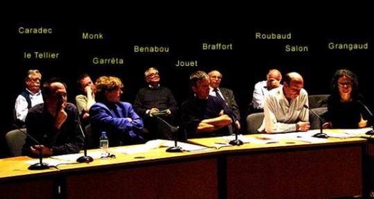 Varios miembros de Oulipo, 2006