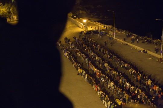 Cuando parece que lo peor ha pasado, empieza una tediosa ruta por Europa: autobuses, caminatas, timos…