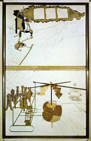 Marcel Duchamp: Gran vídrio