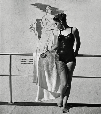Louise Dahl-Wolfe , Sin título, 1940 © Louise Dahl-Wolfe, 1989 Center for Creative Photography, Arizona Board of Regents Cortesía de Staley-Wise Gallery, New York