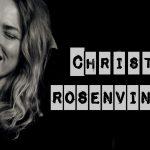 Christina Rosenvinge: Tejiendo de noche