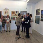 Los socios del CBA, protagonistas del XXIII Concurso de Pintura y Grabado