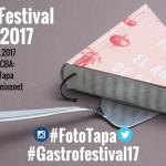 Concurso de fotografía y bookcrossing del CBA en #GastroFestival17