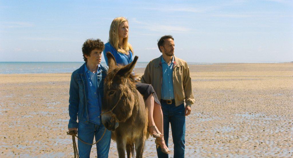 Natacha Régnier (Marie), Victor Ezenfis (Vincent) y Fabrizio Rongione (Joseph).
