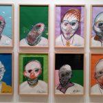 Francis Bacon y Exquirla, coincidencia temporal, espacial y artística en el CBA