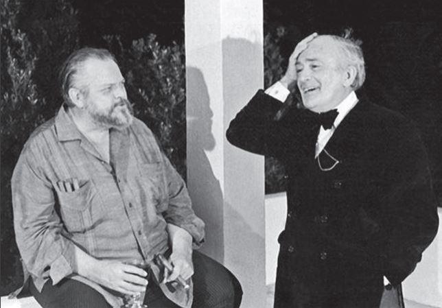 Entre falsos anda el juego: Orson Welles, Elmyr de Hory y Clifford Irving