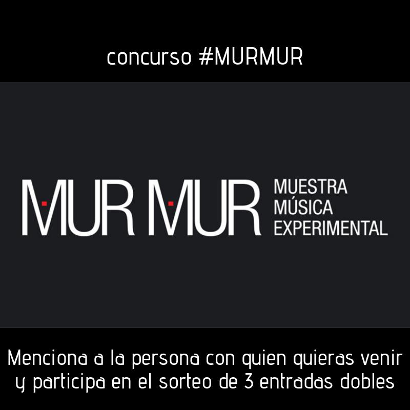 Bases del concurso #MURMUR