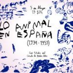 Lo animal en España (1934-1955)