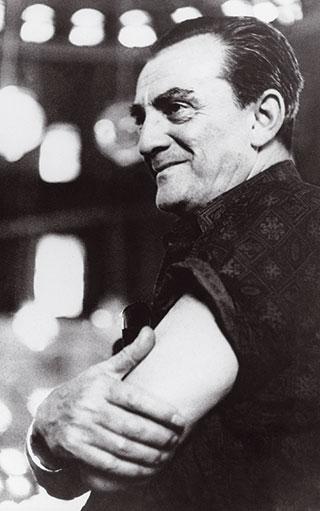 Diálogo con Visconti