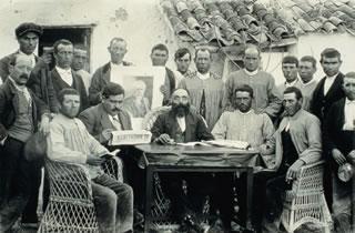 Agrupación socialista de Villagordo de Júcar