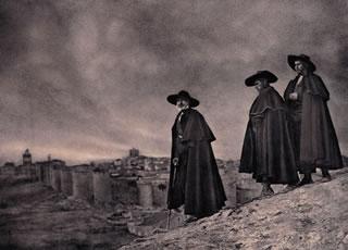 Regreso a la ciudad (Escopeta, Vinazo y Centeno)