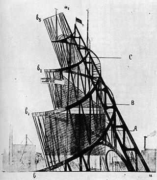 La torre de Tatlin