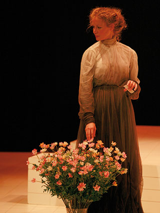 Hedda Gabler de Ibsen