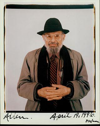 Ginsberg en Madrid