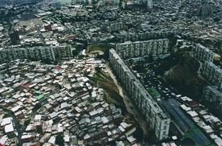 Caracas, casa tomada