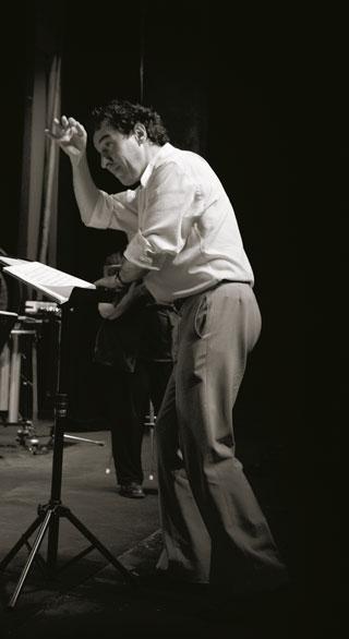 Música para todos. Entrevista con Fabián Panisello
