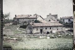 Espagne, Oviedo, Le Barrio de Santullano