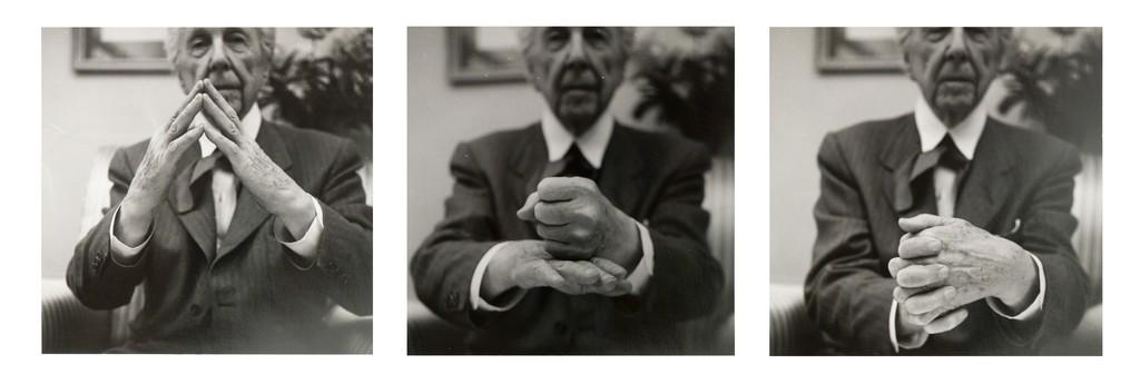 Frank Lloyd Wright, diferencia entre arquitectura orgánica y arquitectura convencional, 1953.