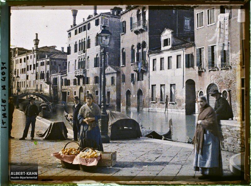 Italie, Venise