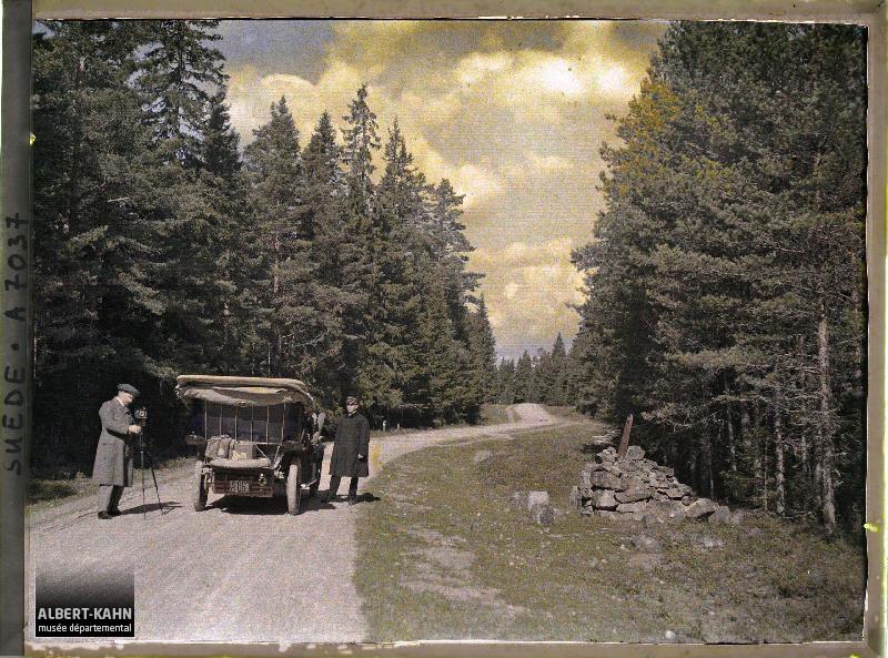 Route d'Elfkarleo à Gelfe