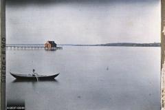 Route de Mora à Leksand