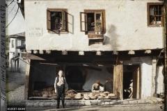 Bosnie, Sarajevo, Une boulangerie