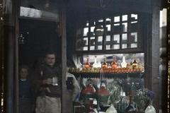 Serbie, Bitolj, Le vendeur de limonade