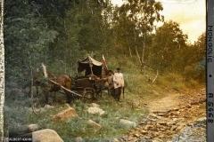 Chine, Mongolie - La route d'Ourga