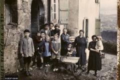 France, Mauléon, Une famille de Sandaliers
