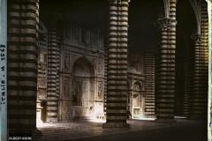 Italie, Sienne, L'Intérieur du Dôme