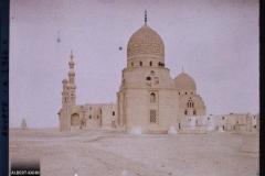 Egypte, Le Caire, Mosquée du sultan Barkouk (Tx des Khalifes)