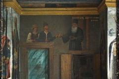 Mont Athos, Esphiguemenou, Esphiguemenou Entrée du Monastère