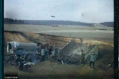 France, Lempire, Lempire près de Verdun - Bivouacs pendant les marches de Concentration s/ Verdun