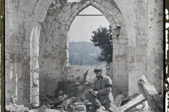 France, Missy-sur-Aisne, Transept Sud