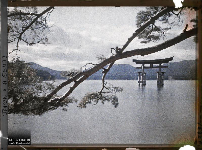 Japon, Mer intérieure, Itsukushima, Miyagima, Paysage, vue vers Miyajima