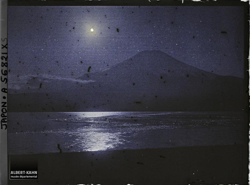 Japon, Yoshida, Lac Shuzi