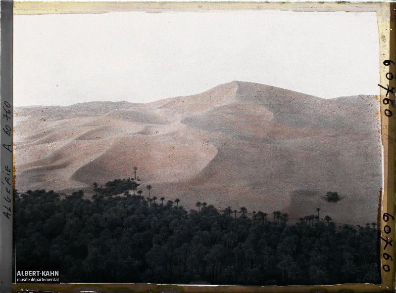 Algérie, Taghit, Le Grand Erg