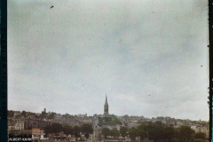 France, Boulogne, à 12h 15 Le Ciel