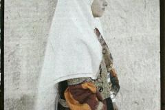 Palestine, Bethléem, Bethléemitaines Catholique coifées du Chattoué