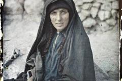Palestine, Jérusalem, Femmes d'El-Salt