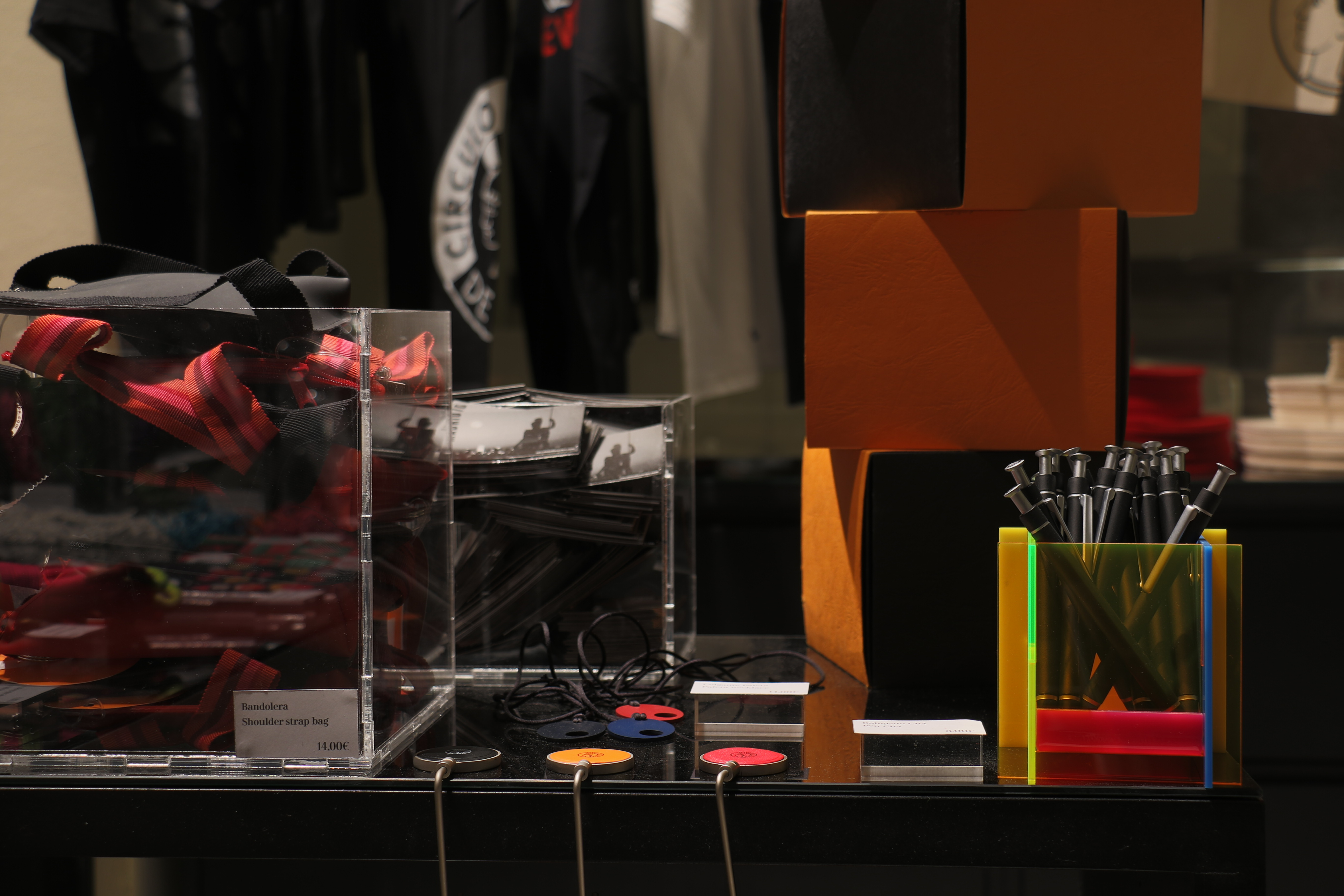 Productos de la tienda del CBA