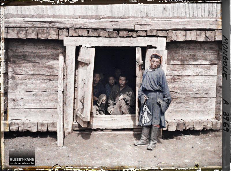 Ourga, Intérieur de la prison