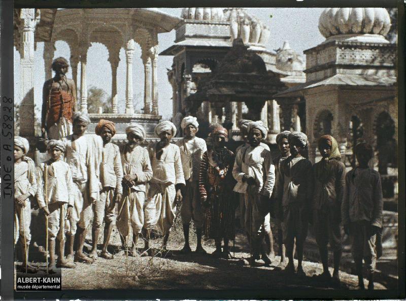Indes, Udaipur, Paysan Rajput