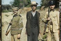 Mont Athos, Capture d'un brigand par la Gendarmerie Grecque
