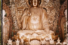 Py-Yen-Seu, Bouddha amidatha