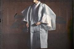 Japon, costume de Sumidagawa
