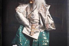 Japon, costume de Kokadji
